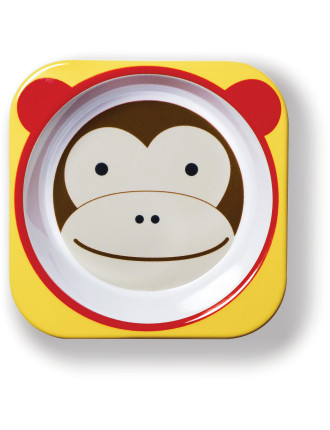Monkey Zoo Melamine Set