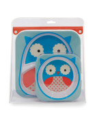 Owl Zoo Melamine Set $19.95