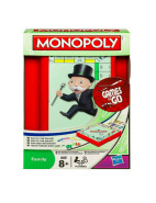 Monopoly Games On The Go $9.95
