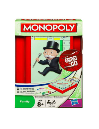 Monopoly Games On The Go
