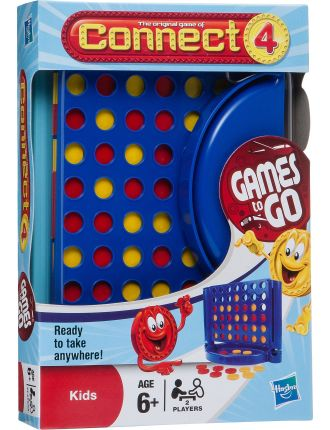 Connect 4 Games On The Go