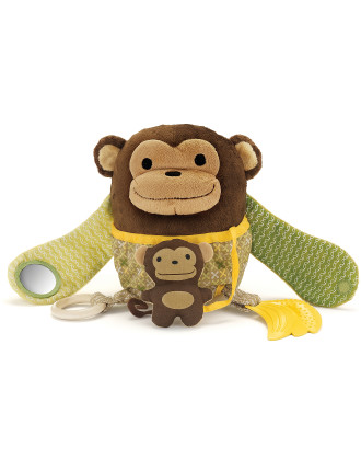 Monkey Hug & Hide Activity Toy
