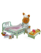 Nurse With Bed $24.95