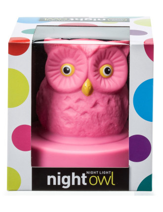 Is Gifts Night Owl Night Light
