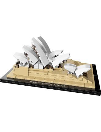 Architecture Sydney Opera House