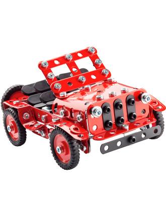 Tin Tin 4x4 Jeep