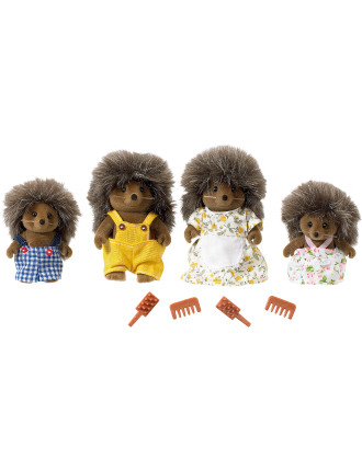 Hedgehog Family Set