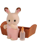 Chocolate Rabbit Baby $9.95