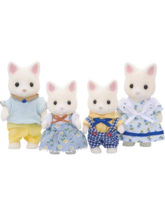 Silk Cat Family