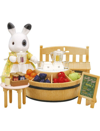 Juice Bar And Figure Set
