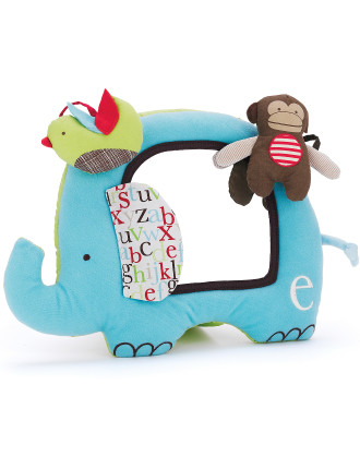 Alphabet Zoo Activity Mirror