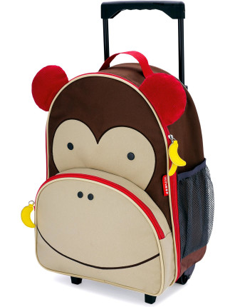 Monkey Zoo Luggage