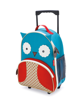 Owl Zoo Luggage