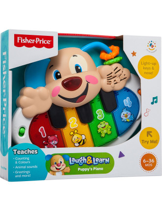 Laugh & Learn Puppys Piano
