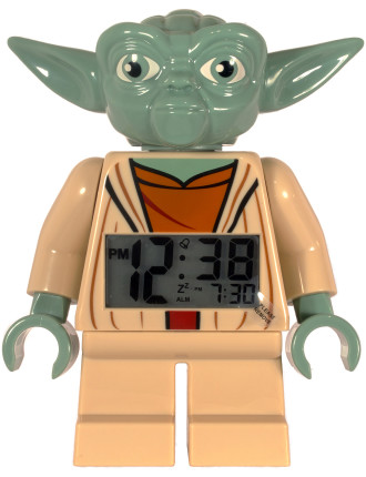 Star Wars Figure Alarm Clock Assorted