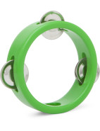 Tambourine Assorted Colour 8 Pcs Box $10.95