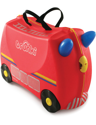 Freddie Fire Engine Ride On Suitcase