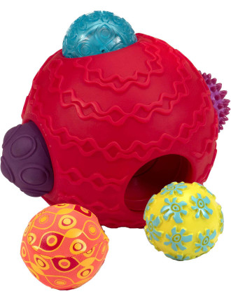 Ballyhoo Balls