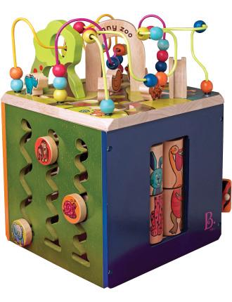 Toys Zany Zoo