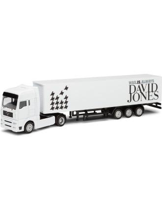 Diecast Free Wheel Truck