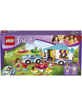 Friends Summer Caravan