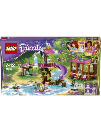 Friends Jungle Rescue Base