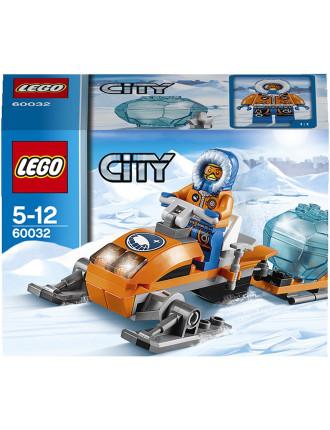 City Arctic Snowmobile