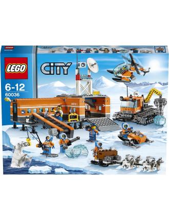 City Arctic Base Camp
