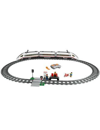 City High-Speed Passenger Train