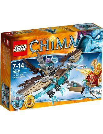 Chima Playtheme Vardy's Ice Vulture Glider