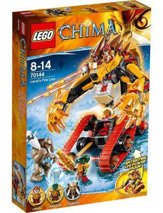 Chima Playtheme Laval's Fire Lion