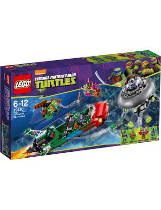 Teenage Mutant Ninja Turtles T-Rawket Sky Strike