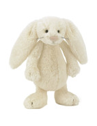 Bashful Cream Bunny Small $19.95