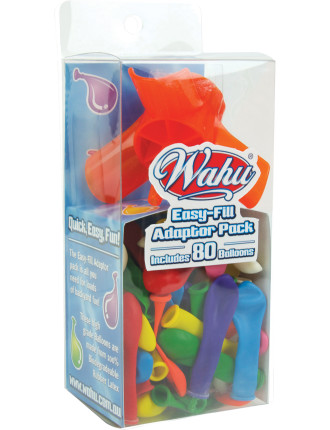 Water Bombs Easy Fill Adaptor Pack