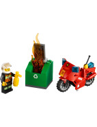 City Fire Motorcycle $9.99