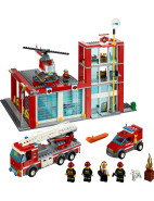 City Fire Station $129.99