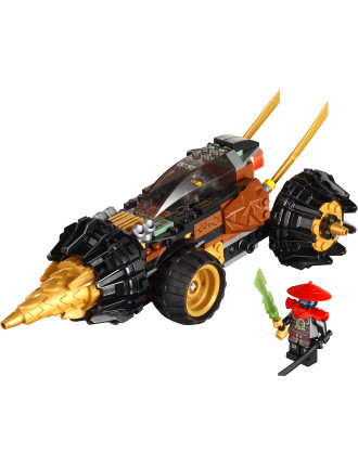 Ninjago (Playtheme) Cole's Earth Driller