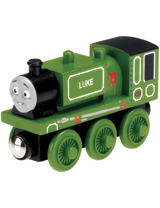 Wooden Luke Engine