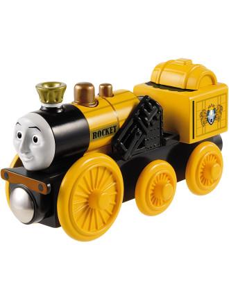 Wooden Stephen Engine