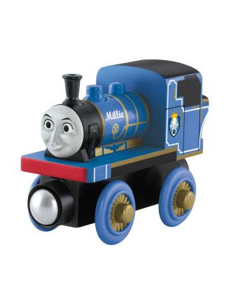 Wooden Millie Engine