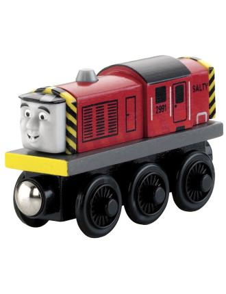 Wooden Salty Engine