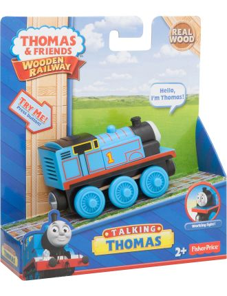 Wooden Talking Thomas