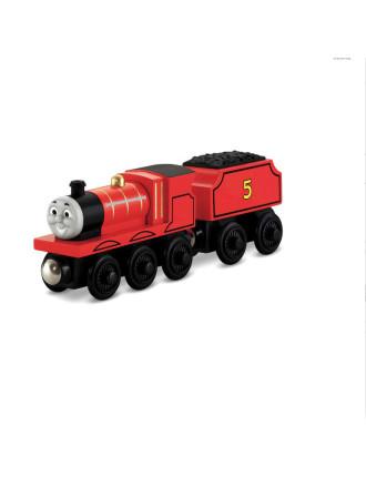 Wooden James Engine