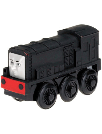 Wooden Battery Operated Diesel
