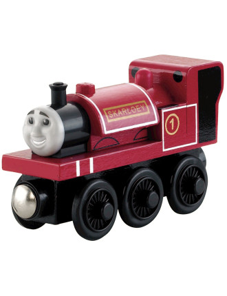 Wooden Skarloey Engine