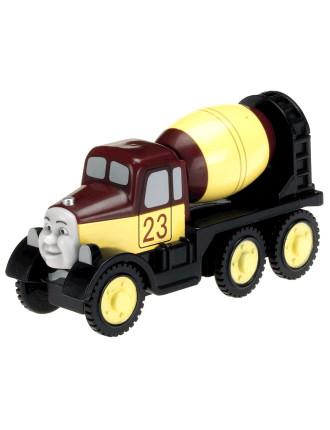 Wooden Patrick Engine