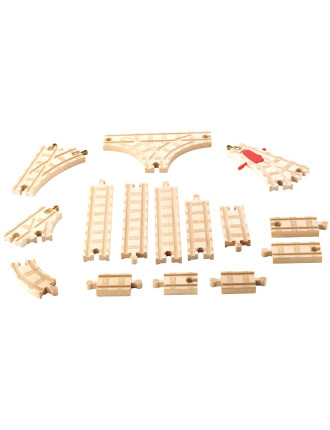 Wooden Fig 8 Expansion Pack