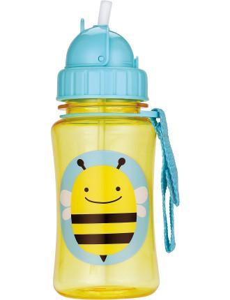 Bee Zoo Straw Bottle