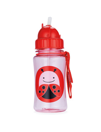 Ladybug Zoo Straw Bottle