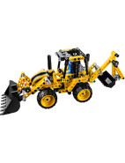 Technic Mini Backhoe Loader $29.99